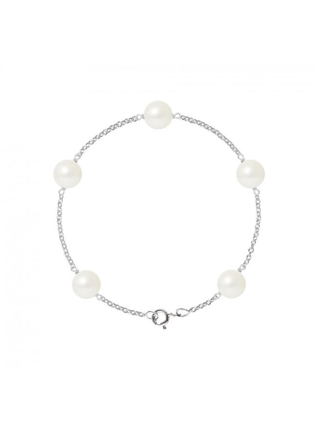 Bracelet Eve White