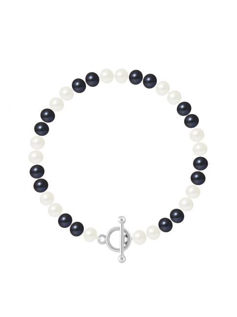 Bracelet Joanna Black & White