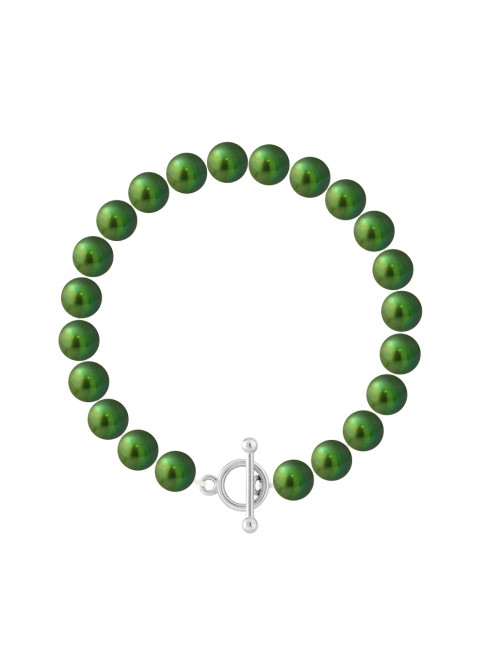 Bracelet Jade Green