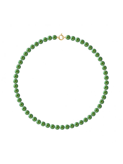 Collier Gill Green - Or Jaune